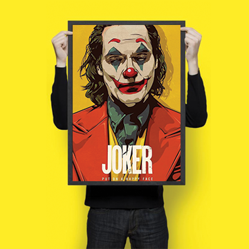 Joker - Wall Hangings