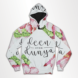 Deen OVer Dunya- All Over Hoodie & Sweatshirt