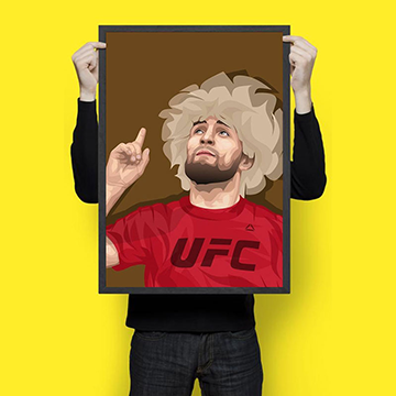 Khabib - Wall Hangings