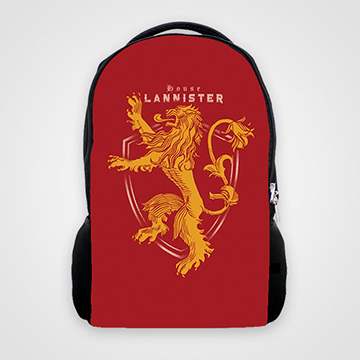 Lannister - Game Of Thrones - Backpack