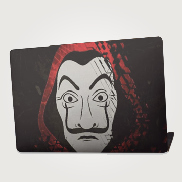 Money Heist- Laptop Skin