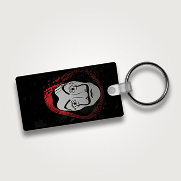 SALE - Money Heist - Keychain