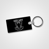 Property Of The Night Watch - Game Of Thrones - Keychain