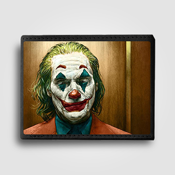 Joker - Graphic Printed Wallets