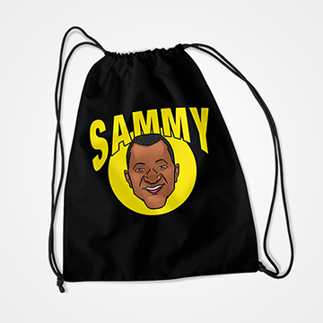 Sammy - Drawstring Bag