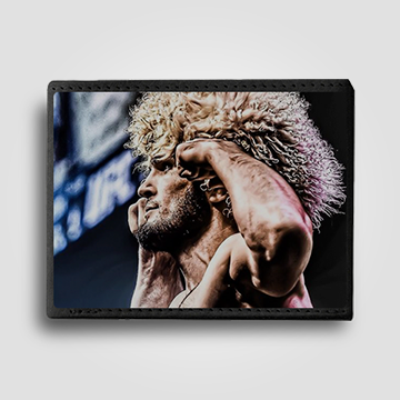 Khabib - Graphic Printed Wallets