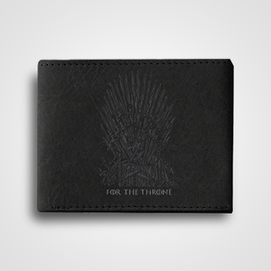 For The Thrones - Game Of Thrones - Graphic Printed Wallets