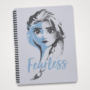 Fearless - Laptop Skin