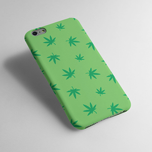 Weed - Cell Cover