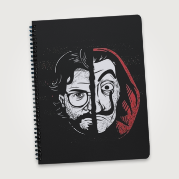 Money Heist - Notebook