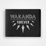 Wakanda Forever - Graphic Printed Wallets
