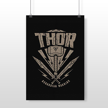 THOR - Wall Posters