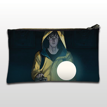 Dark - Netflix - Zipper pouch
