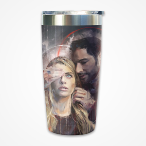 Lucifer - Netflix - Travel Mug