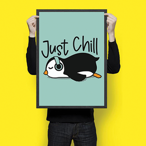 Just Chill  - Wall Hangings