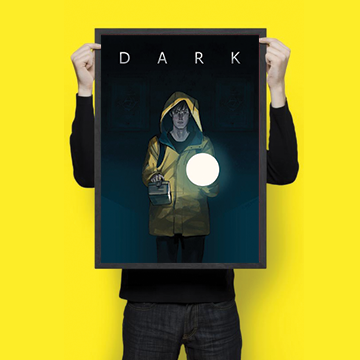 Dark - Netflix - Wall Hangings