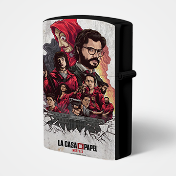 Lacasa De Papel - Money Heist - Lighter