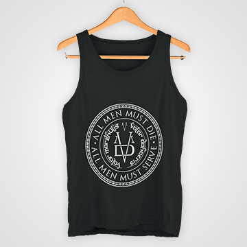 All Men Must Die - Game Of Thrones - Tank Tops