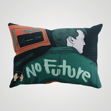 Dark - Netflix - Pillow Cover