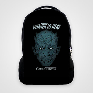 Winter Is Here - Game Of Thrones - Backpack