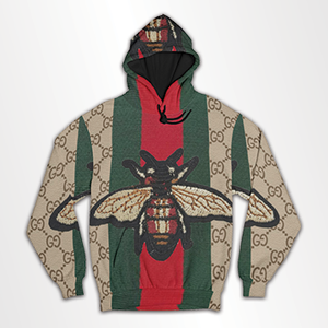 Gucci - All Over Hoodie & Sweatshirt