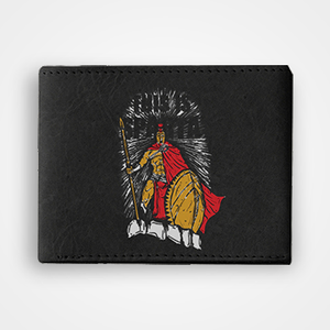 This Is Sparta - Graphic Printed Wallets