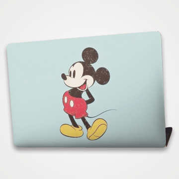 Mickey Mouse - Laptop skin