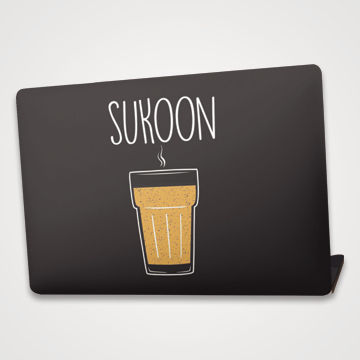 Sukoon  - Laptop Skin