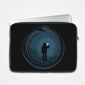 SALE -  Dark - Netflix - Laptop & Tablet Sleeve