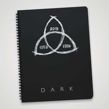Dark - Netflix - Notebook