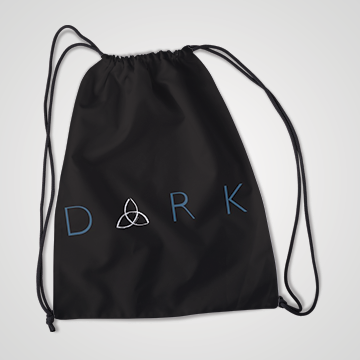 Dark - Netflix - Drawstring Bag