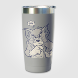 Angry Tom - Travel Mug - Custom Freaks