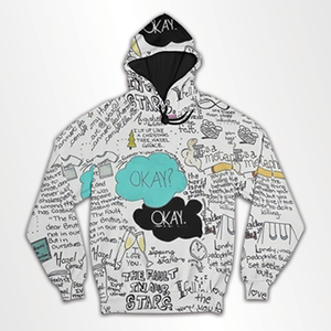 Okay Okay - All Over Hoodie & Sweatshirt