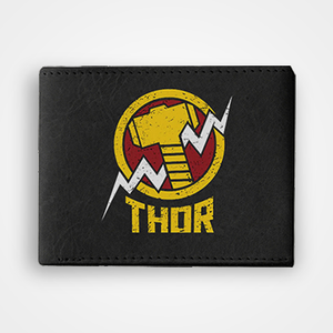 Thor - Graphic Printed Wallets