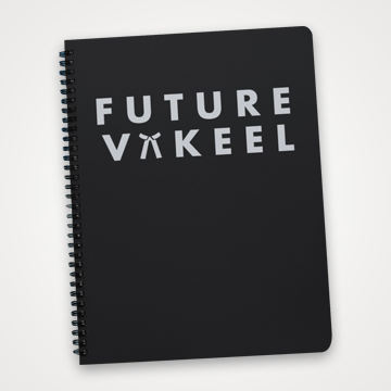 Future Vakeel - Lawyer - Notebook
