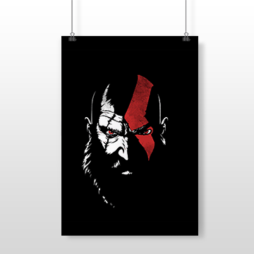 God Of War - Wall Posters