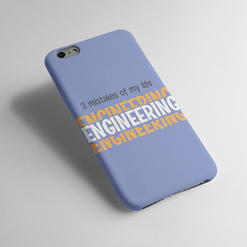 3 Mistakes of My Life Engineering - Cell Cover
