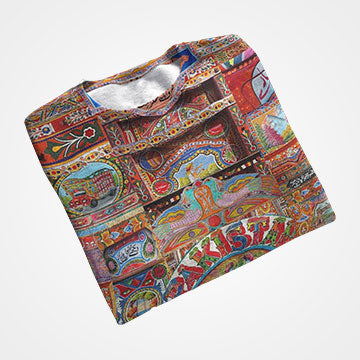 SALE - Truck Art - All Over Printed T-Shirts