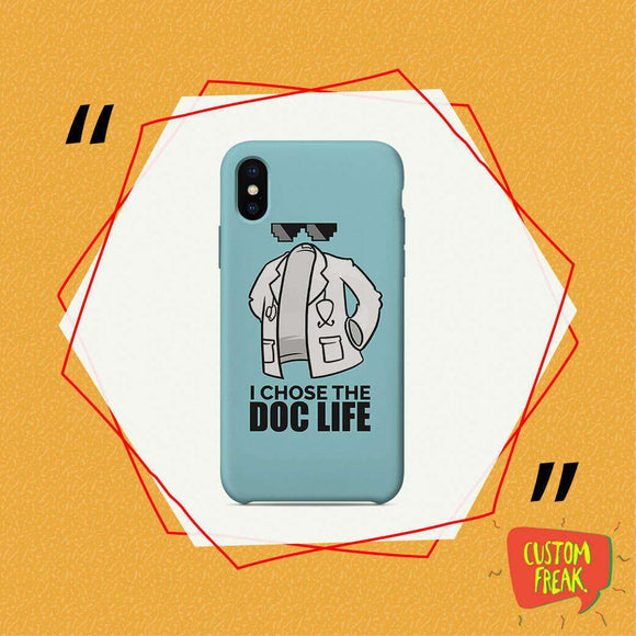 The Doc Life - Cell Cover - Cell Cover