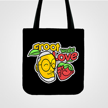 Froot Wala Love - Tote Bag