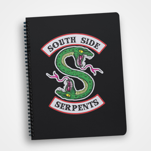 South Side Serpents - Notebook