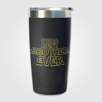 Yoda Best Brother Ever - Travel Mug