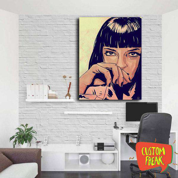 Pulp Fiction - Wall Hangings