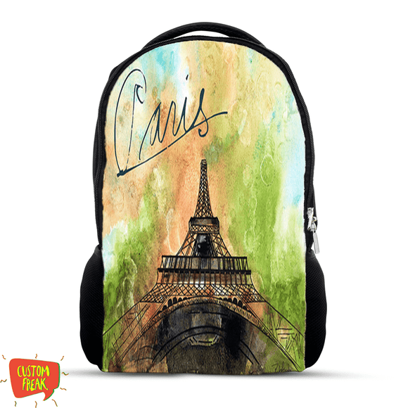 Paris - France - Backpack