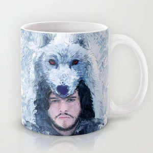 Jon Snow - Game Of Thrones - Mug