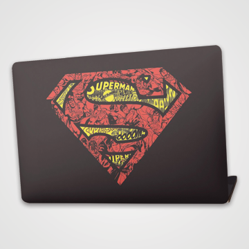 Superman - Laptop Skin