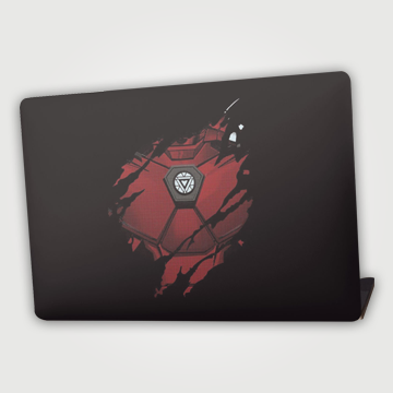 Ironman - Laptop skin