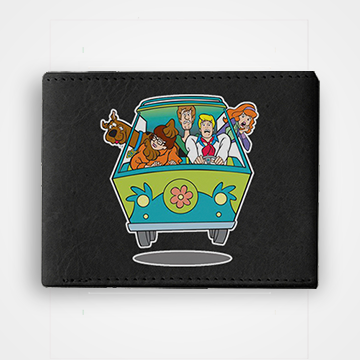 Scooby Doo - Graphic Printed Wallets
