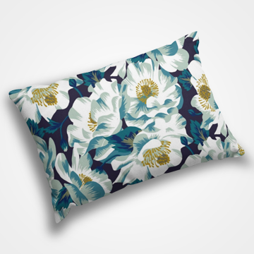 Floral - Pillow Cover