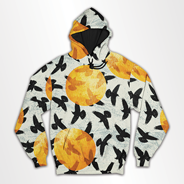 abstract - All Over Hoodie & Sweatshirt - Custom Freaks